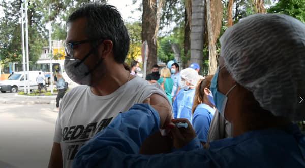 vacuna periodista
