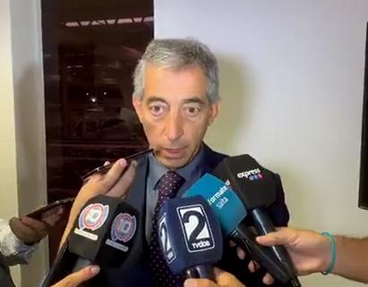 """Reclamo en Tránsito: """"Estamos abiertos al diálogo cuando dispongan, ellos son los que lo cortaron"""""""