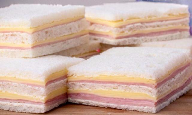El infaltable: Cómo hacer los mejores sándwiches de miga