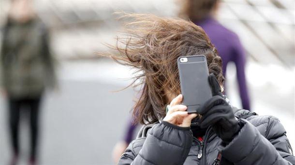 Atención rige una alerta por vientos intensos en Salta