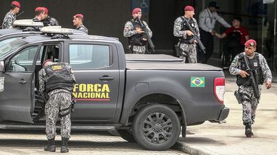 Brasil: Casi 150 muertos en cinco días de huelga policial en el estado Ceará