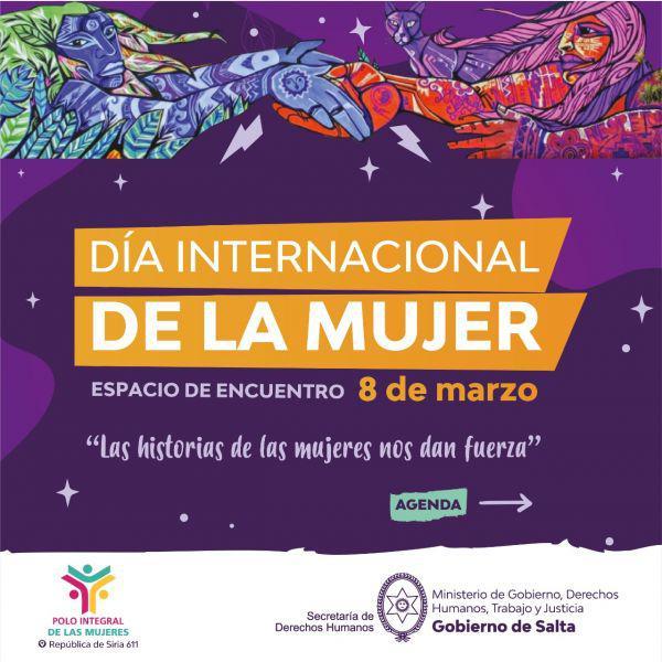 #8M: El Polo Integral de las Mujeres propone diversas actividades