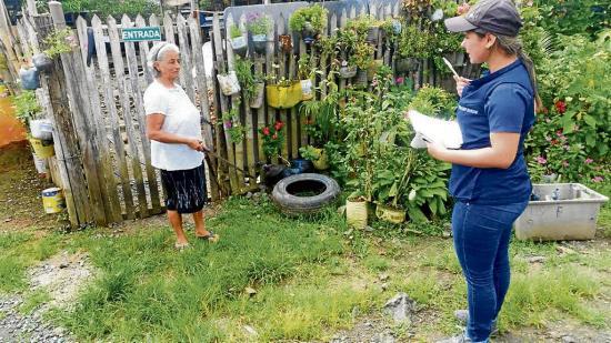 dengue Erradicacion criaderos