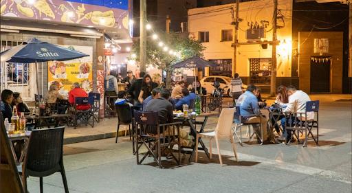 gastronomicos Plaza Alvarado