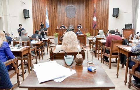 CD concejo deliberante