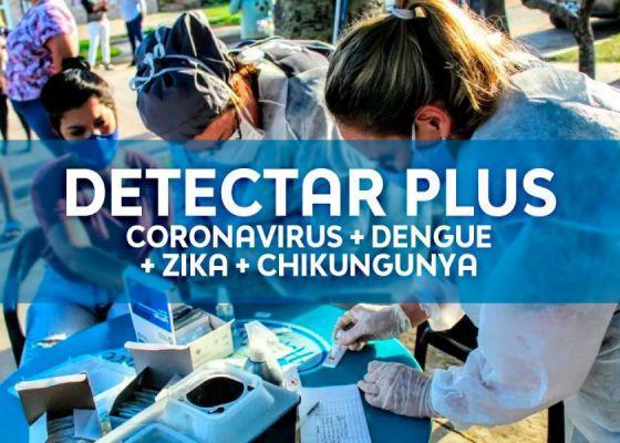 Detectar plus