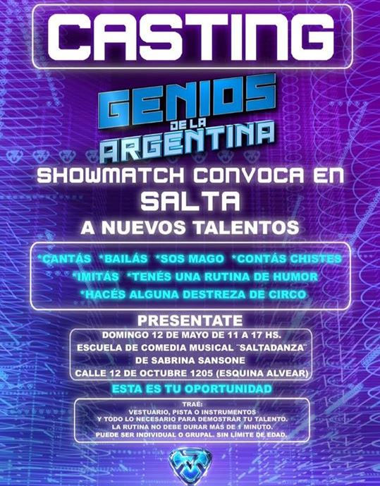 Casting showmatch