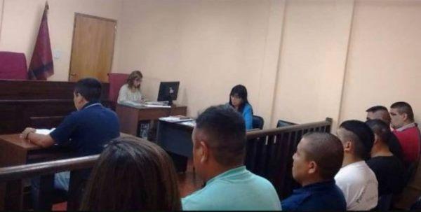 DIEGO-PARADA Durante el juicio de 2018