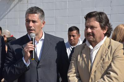 Gustavo Sáenz y Gastón Galíndez