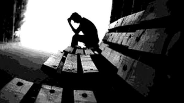 depresión...