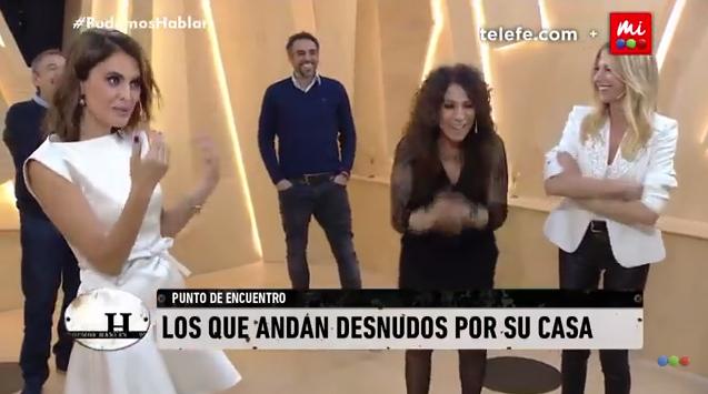 Silvina Luna Y Claudia Fontán Confesiones De Nudismo Casero
