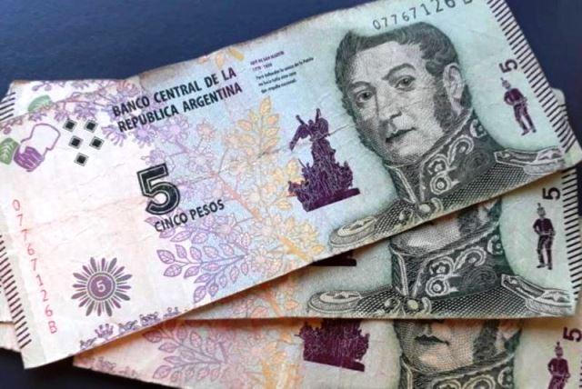 Los billetes de $5 podrán usarse hasta el 28 de febrero