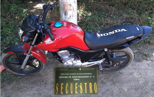 Recuperaron motos robadas 05