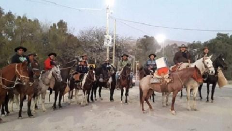 Peregrinos-a-caballo