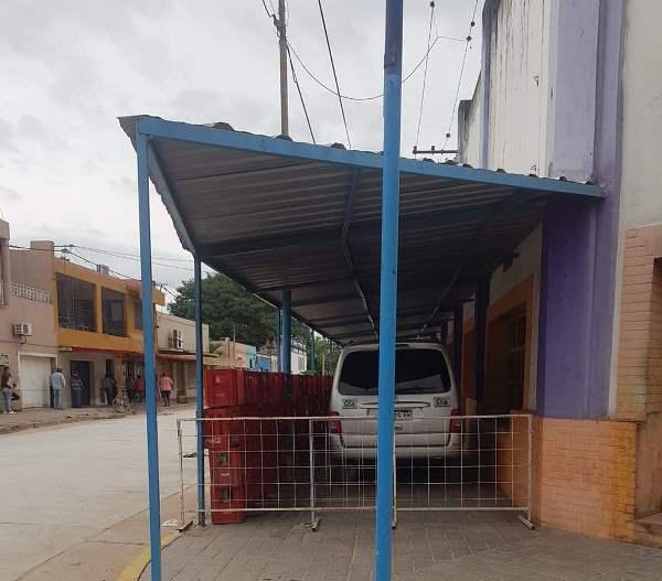 coronaEmbarcación