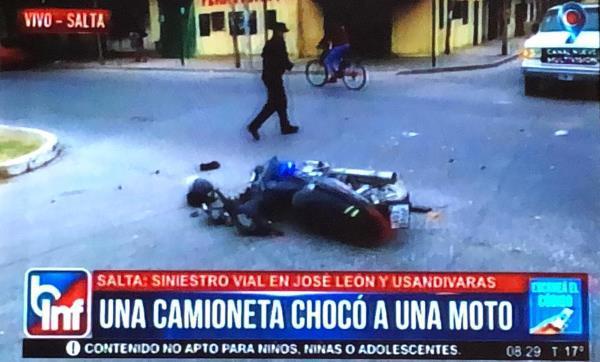 accidente moto3