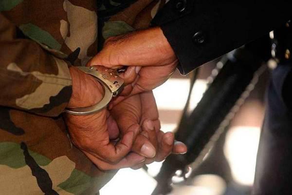 Militar-detenido