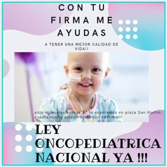 ley oncopediátrica2