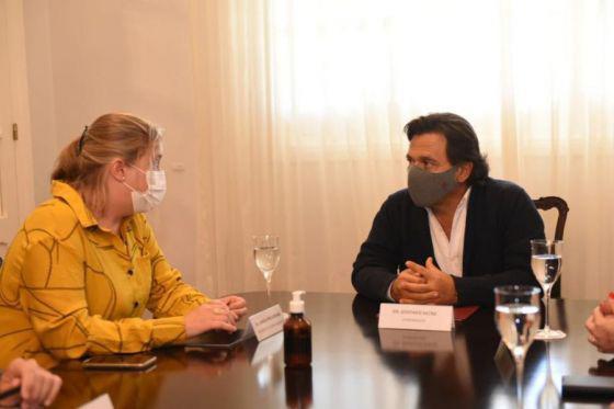 Reunión Sáenz Correo Argentino 01