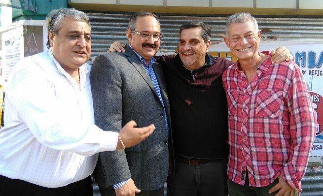 Wayar critica al Frente de Todos en Salta por llenarlo de 'buscas', 'alcahuetes' y 'aventureros'