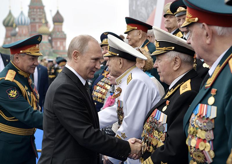 DESFILE MILITAR EN RUSIA 13
