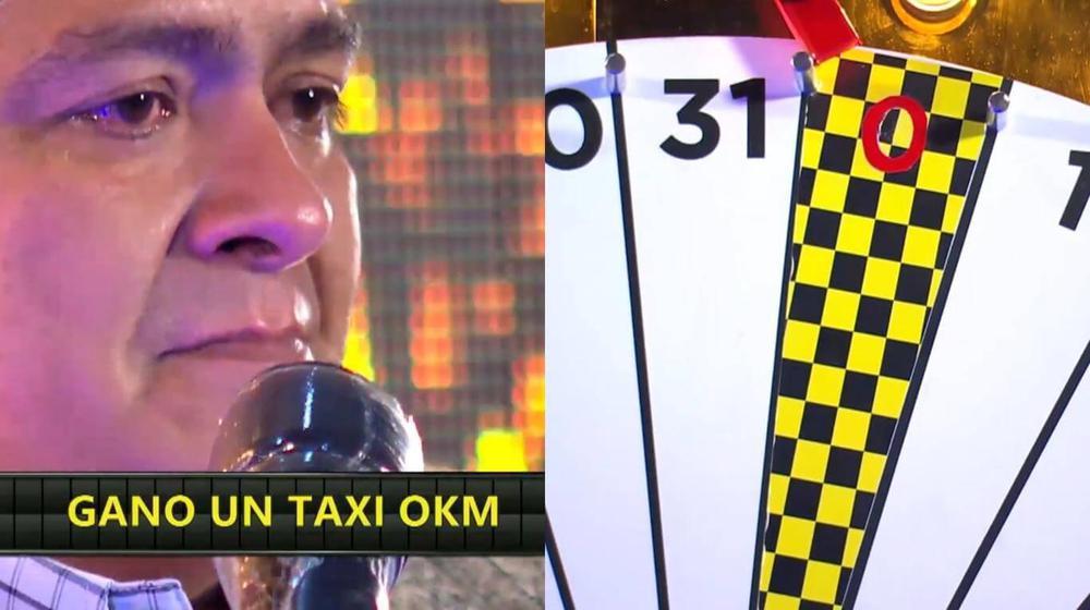 taxista ganador