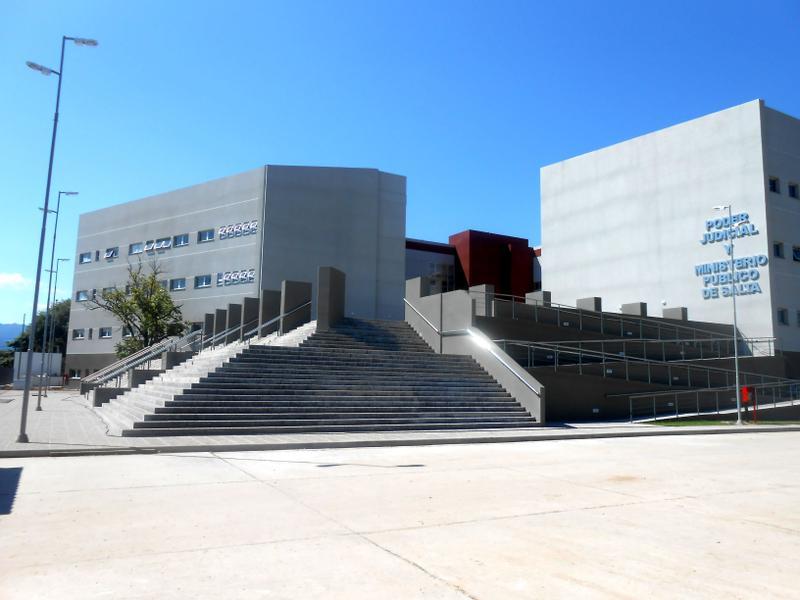 Ciudad Judicial Tartagal