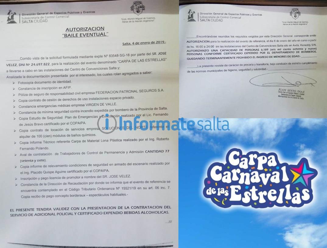 autorizacion carpa 2