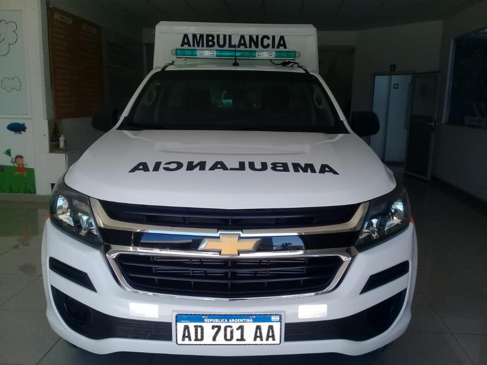 Ambulancia General Pizarro