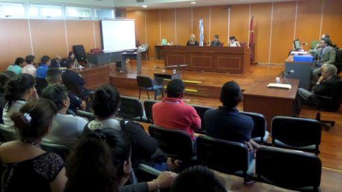 juicio por agresion jose maria garcia hincha san lorenzo