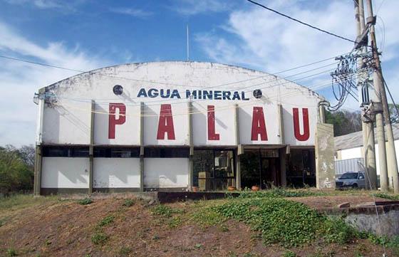 agua mineral palau