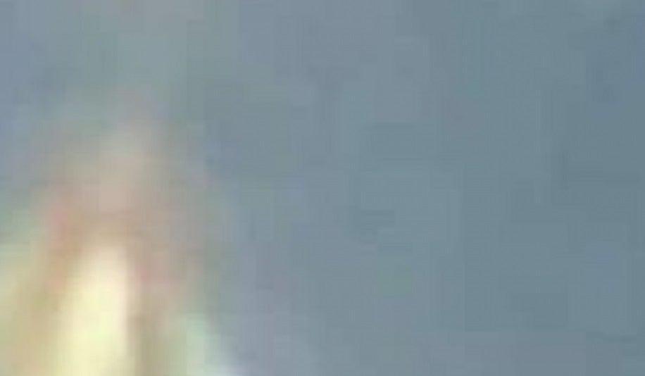 Impactante foto: la Virgen María apareció en el cielo de Corrientes