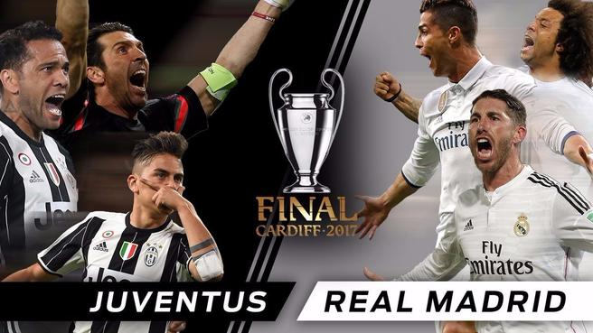 ¿Dónde ver la final Champions League 2017 Real Madrid vs Juventus?