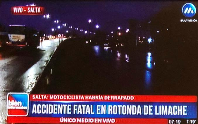 accidente rotonda limache muerto (1)