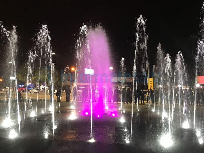 plaza arabe -  nueva fuente