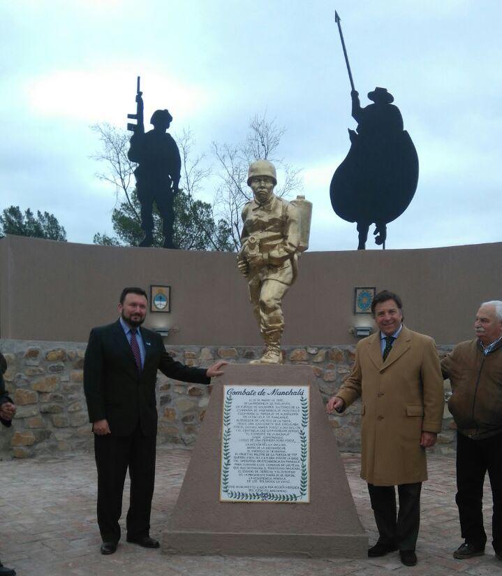 monumento al combate de manchalá