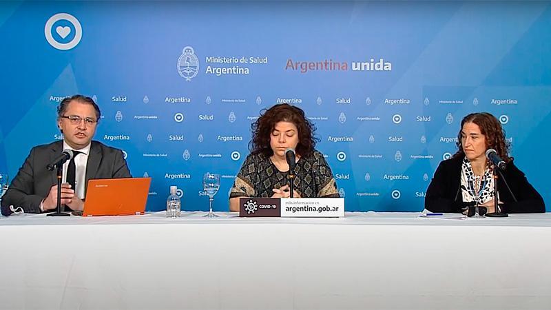 Coronavirus en Argentina: Informan 13 nuevos fallecimientos y suman 1.787 víctimas