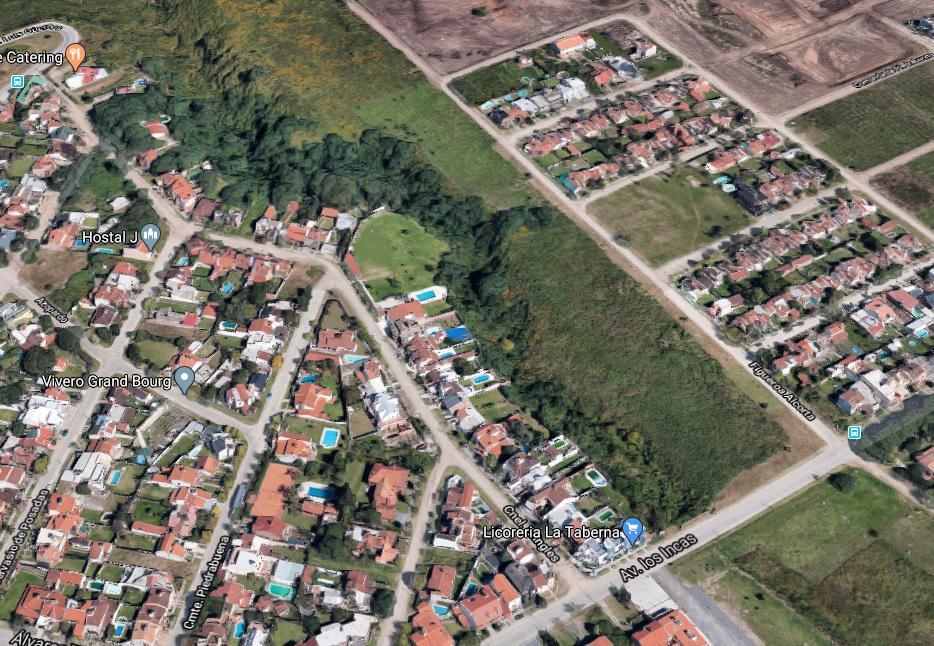 terreno inmobiliaria la loma