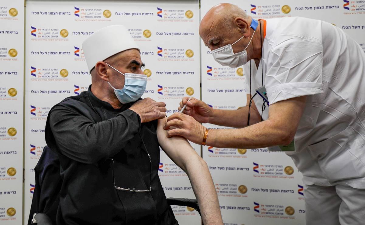 Vacunación Israel