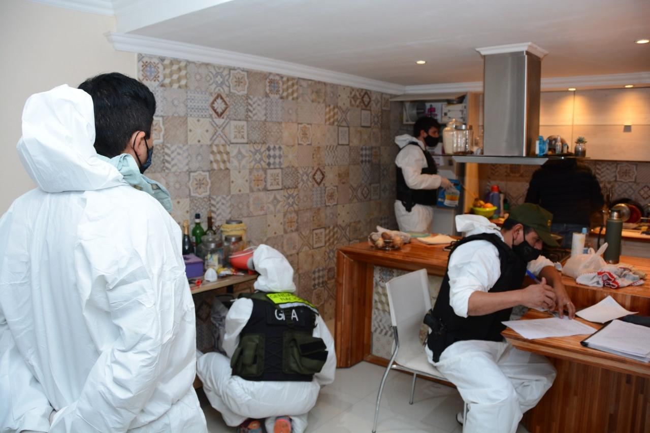 389 kilos cocaína operativo Reina Titi 2