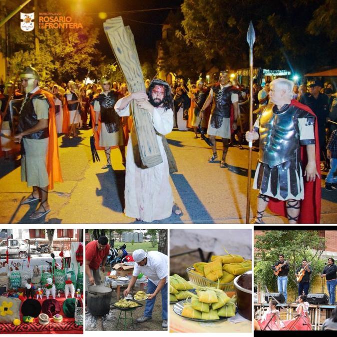 Semana Santa en Rosario de la Frontera