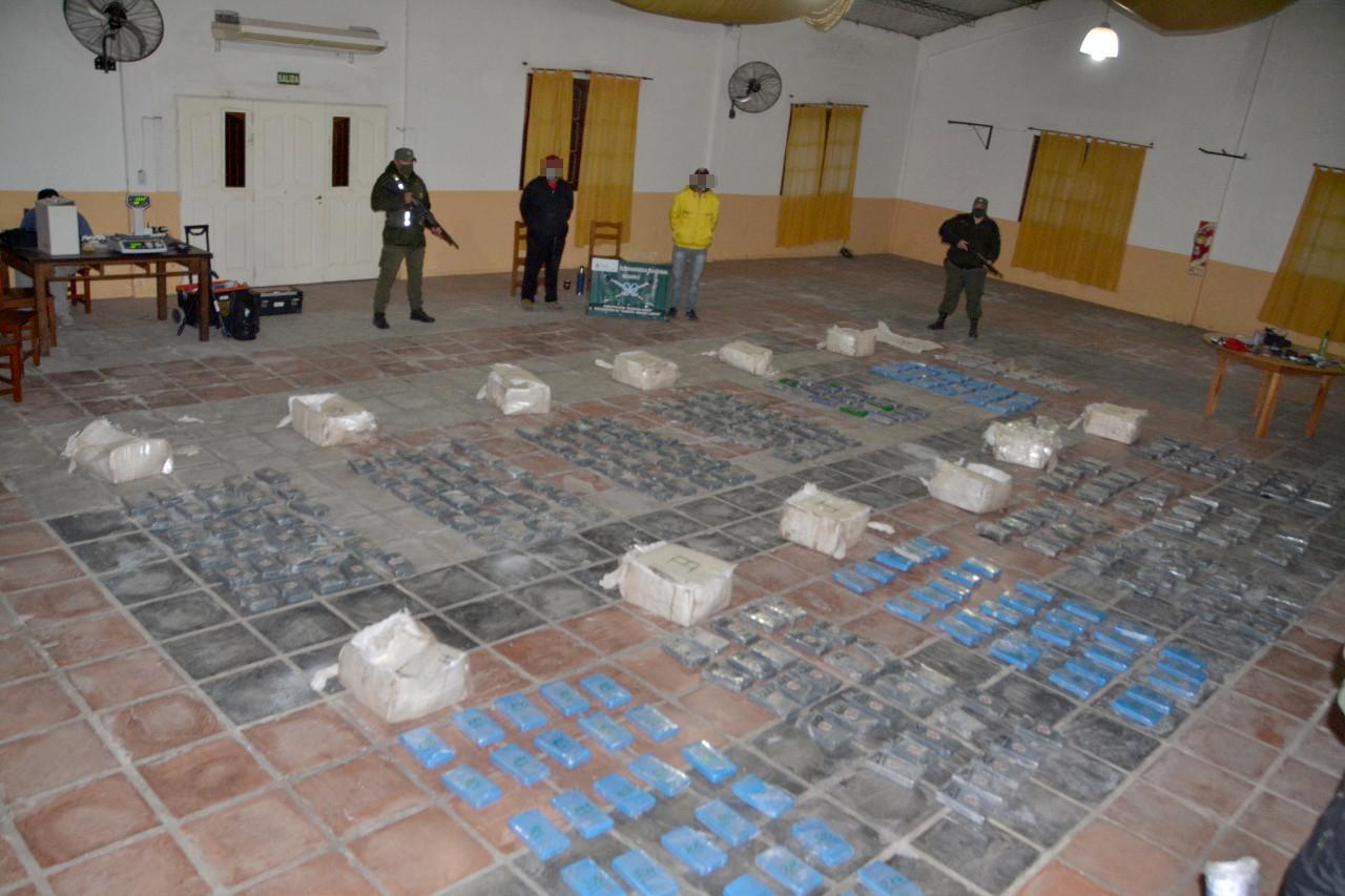 389 kilos cocaína operativo Reina Titi 3