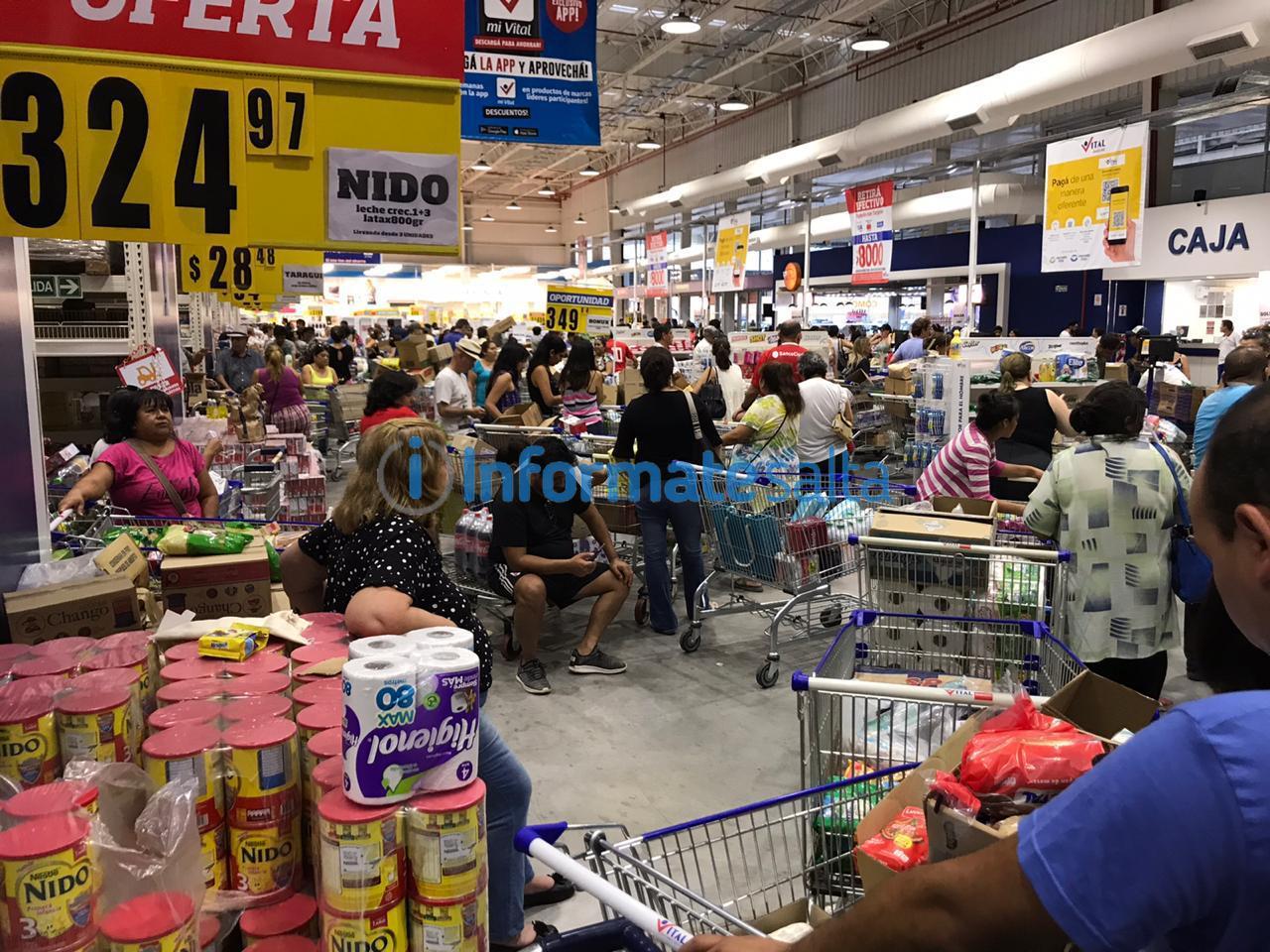 supermercados cornavirus 2