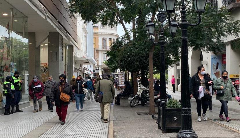 centro hot sale ciudad peatonal comercios