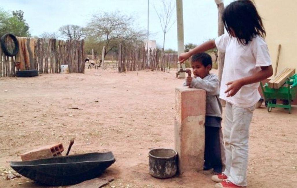 pozos de agua en Rivadavia