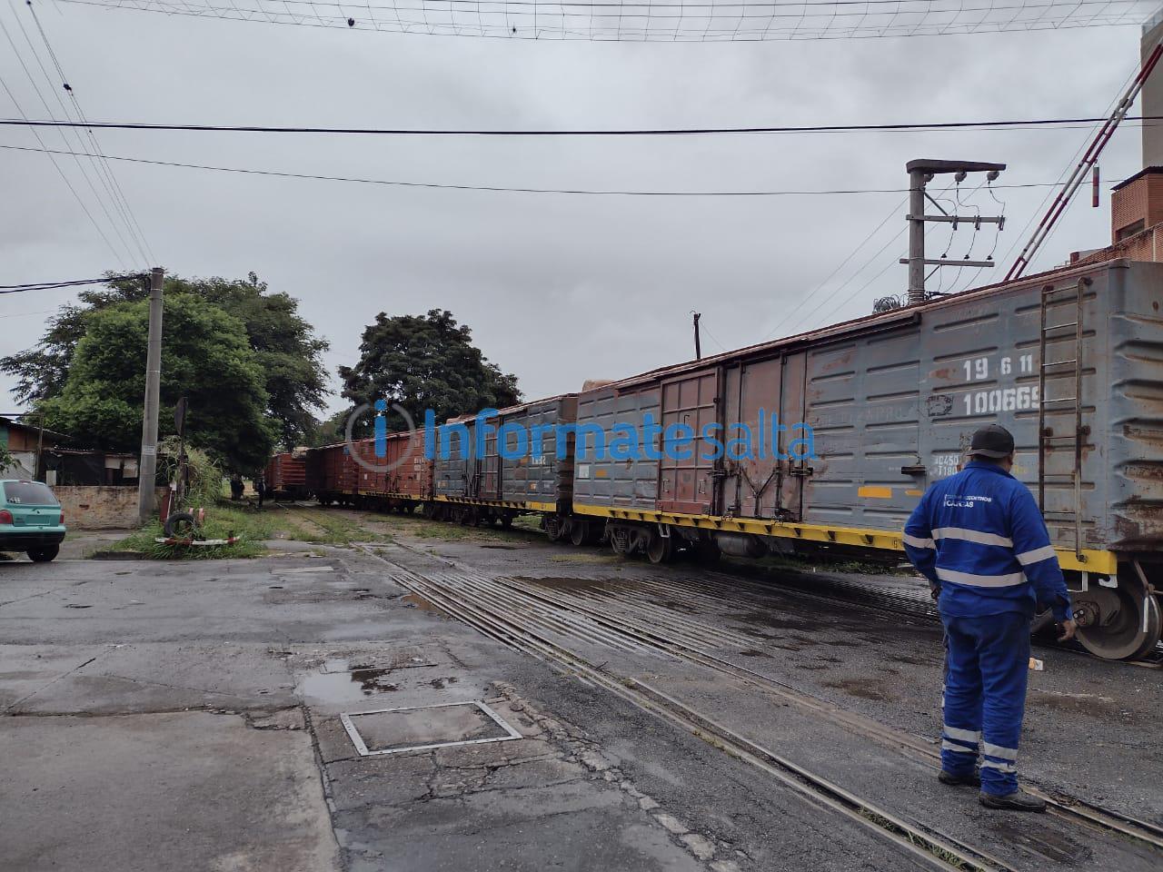 descarrilamiento tren belgrano cargas