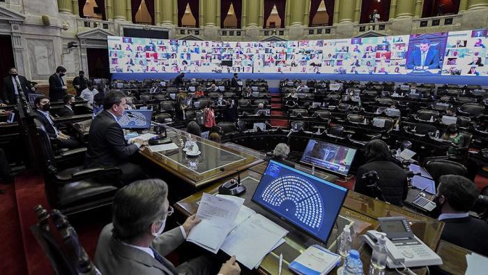 En Diputados, comienza el debate del presupuesto nacional 2021