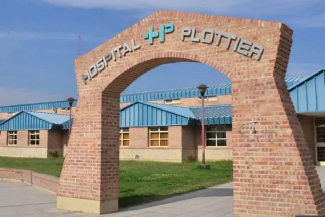Hospital de Plottier, Neuquén
