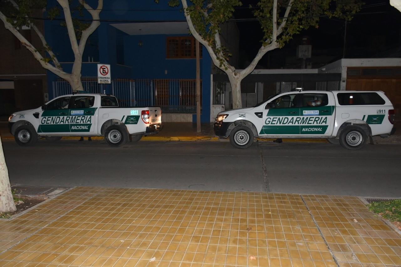 operativo gendarmeria