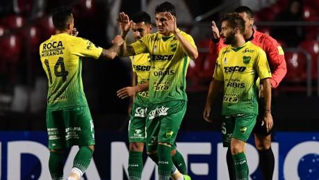 Christian Cueva dijo adiós de la Sudamericana: Sao Paulo quedó eliminado